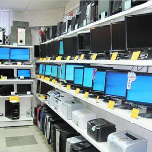 Компьютерные магазины Айдырлинского