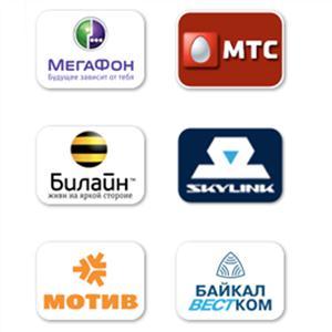 Операторы сотовой связи Айдырлинского