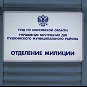 Отделения полиции Айдырлинского