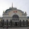 Железнодорожные вокзалы в Айдырлинском
