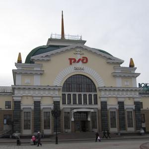 Железнодорожные вокзалы Айдырлинского
